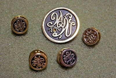 Weight Watchers Lapel Pin Lot (5) American Company Founded 1963 Weight Loss