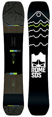Rome Ravine Snowboard 2019 Mens Unisex Deck All Mountain Freestyle Freeride New