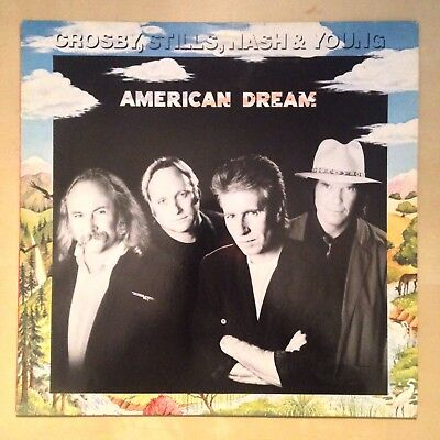 Crosby, Stills, Nash & Young ‎– American Dream Vinyl