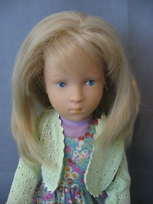 Gotz *sylvia Natterer* Artist Doll -Finouche - Hand Painted Face - Tagged Outfit