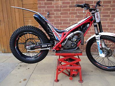 trials bike 2013 gas gas 300 racing road reg not beta montessa sherco