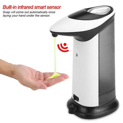 Automatic IR Sensor Soap Dispenser Touchless Handsfree Sanitizer Hand-Wash AU