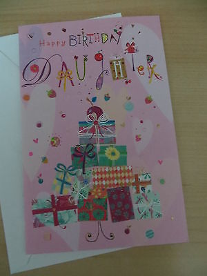 American Greetings Card Happy Birthday To A Wonderful Daughter