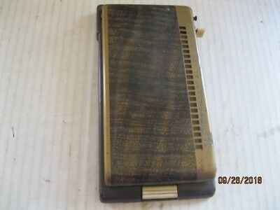 Vintage  Bates MFG Co.Address Rolodex-in good condition-made in the USA