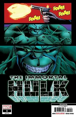Immortal Hulk V.1 | #1-15 Choice Main & Variants | MARVEL | 2018 - NM
