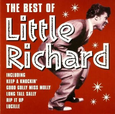LITTLE RICHARD - The Best Of (CD 1999) EXC-NM 18 Greatest Hits