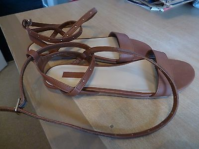Forever 21 Ladies Sandals / Flats - Worn Once - Please Read Size 6.
