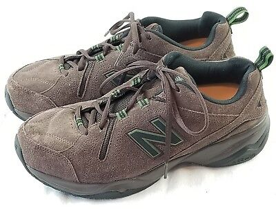 515f8aa2d1d New Balance 608 Mens Shoes Brown Size 10 2E MX608V40 brown suede training  used
