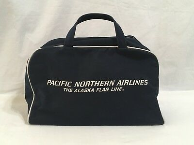 VTG Pacific Northern Airlines Bag Alaska Flag Line