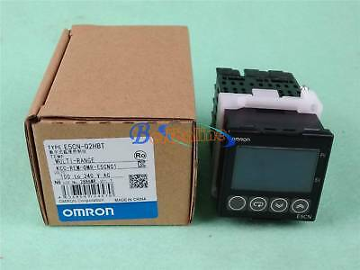 Omron Temperature Controller E5CN-Q2HBT 100-240VAC NEW IN BOX