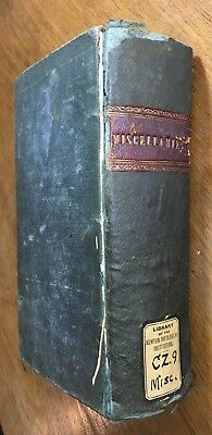 c1840 SELECT SERMONS 35 pamphlets RELIGIOUS TRACT SOCIETY Preachers