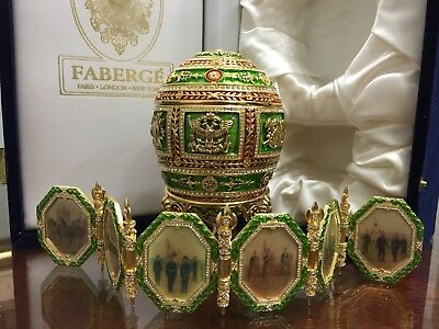 The Imperial Faberge Napoleonic Egg