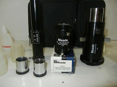 Meade 1.25-Inch Variable Projection Camera Adapter Japan Plus Others
