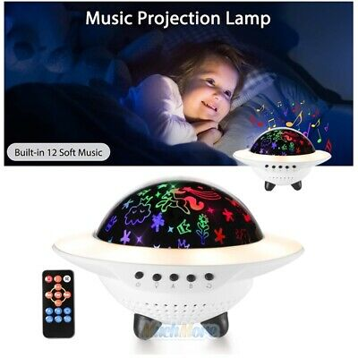 Laser Fairy Light Projection Projector Xmas Halloween Outdoor Landscape LED Lamp