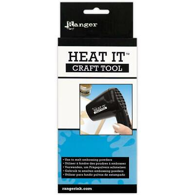 Ranger Heat It Craft Tool Heat Gun For Perfect Embossing Every Time