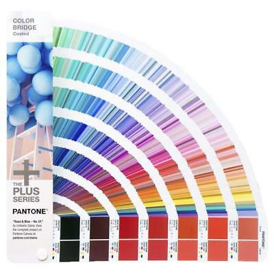 PANTONE Plus Series COLOR BRIDGE Coated GG6103N, 1,845 Colors, Unopened, NEW!!!