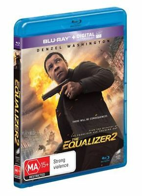 Equalizer 2, The (Blu-ray, 2018) (Region B) New Release