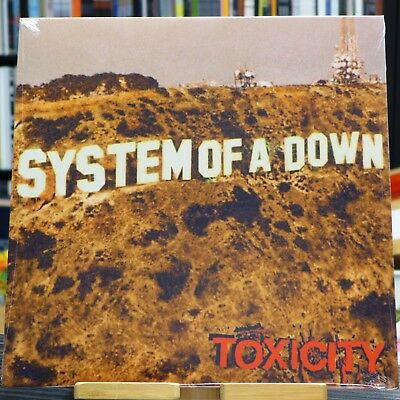 System Of A Down - Toxicity / LP (19075865591)