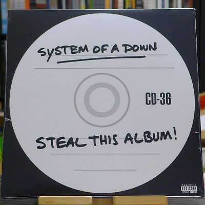 System Of A Down - Steal This Album! / 2LP (19075865621)
