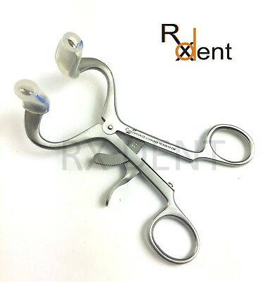 Molt Mouth Gags 11cm 14 cm Opener Retractors Dental Implants Surgery Instruments