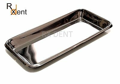 Dental Scalar Tray Surgical Instruments Tray Medical Body Piercing Tools Tray
