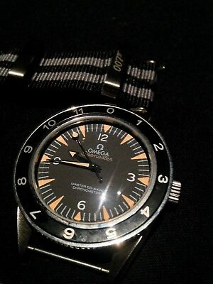 Omega Seamaster 300 Spectre James Bond 007 limited edition co-axial  IMITATION