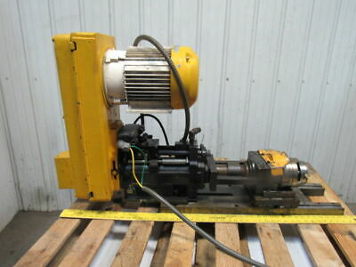 Hause Holomatic Model 6495 Drill Head Spindle Unit 5Hp 3485RPM 230/460V