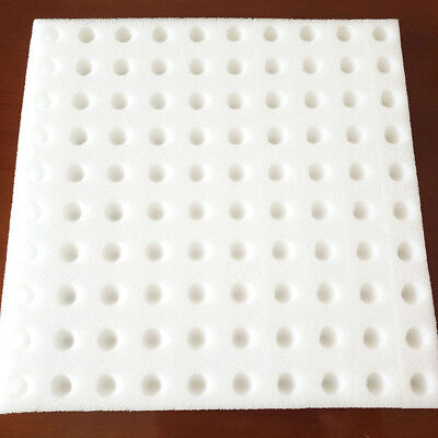 "1"" X1'' 100Pc Cube Sponge For Hydroponic Seed Start Plant Sprouter Tray Pot Cup"
