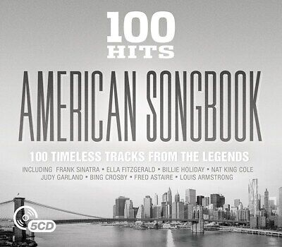 100 Hits: American Songbook - Various Artists (Box Set) [CD]