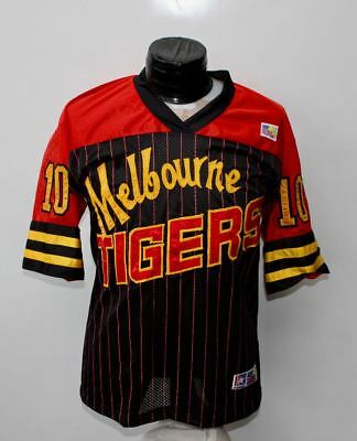 NBL  Melbourne Tigers  Gaze No 10  Rare Old - Jersey