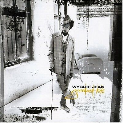 Greatest Hits : Limited Edition - Wyclef Jean 2003 New and Sealed Music Audio CD