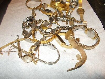 Vintage Watch Lot 3 Lbs  Unsearched Untested