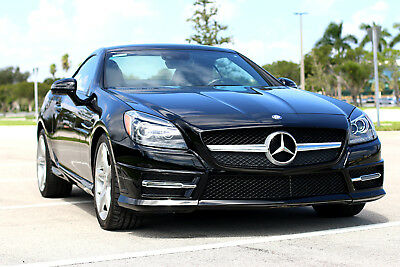 2016 Mercedes-Benz SLK-Class ** ONLY 5,710 MILES! WOW! ** 2016 Mercedes-Benz SLK-Class SLK350 350 SLK250 SLK55 SLK300 2015 2014 BMW Z4