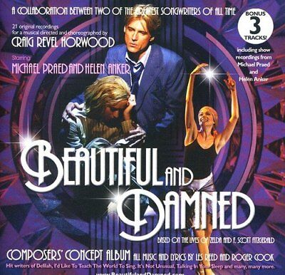 Original Concept Cast - Beautiful and Damned [CD]