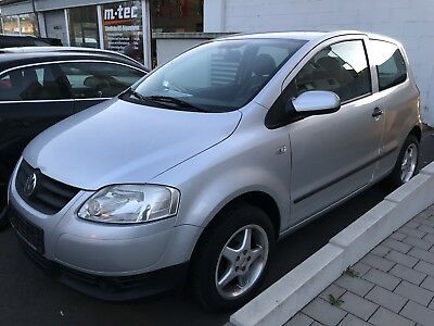 VW FOX 1.2  Top Zustand