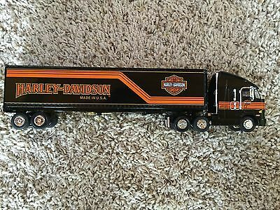 Harley-Davidson TRACTOR TRAILER BANK - - New in Box