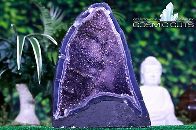 Amethyst Geode Crystal Cathedral 13.50 BB-158s