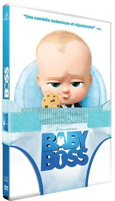 Baby Boss Dreamworks  Dvd  Neuf Sous Cellophane