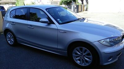 Superbe Bmw Serie 1 120D Luxe Gps Cuir