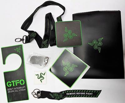 Razer L33T Pack V3 Playstation/XBOX Gaming Accessories Bundle XMAS 4 PC GAMERS