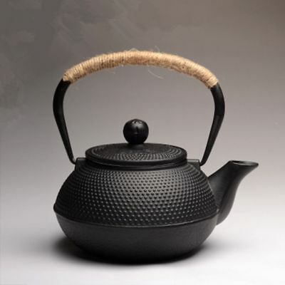 Authentic Japanese Cast Iron Teapot Set Drinkware Kettle Infusers Kitchen Tools