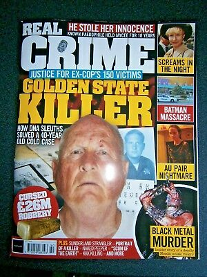 Real Crime Magazine Issue 42 (new) 2018