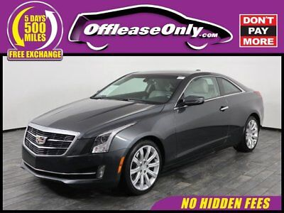 2016 ATS 2.0L Coupe Luxury AWD