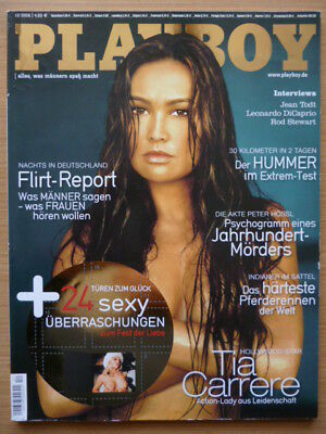 playboy 2006 12 dezember 06 tia carrere jasmin elmi. Black Bedroom Furniture Sets. Home Design Ideas
