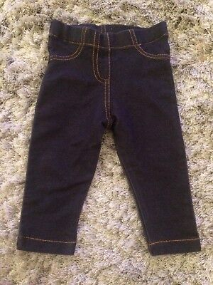 Girls Monsoon Jeggings Age 3-6 Months