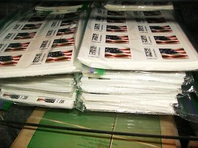 NEW! USPS  FOREVER STAMPS - 1000 - Only .37 cents per Stamp