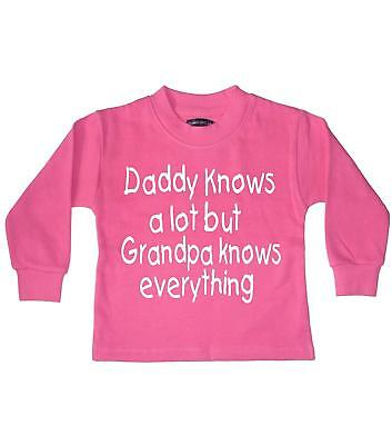 Edward Sinclair Girls Daddy Knows a Lot But Grandpa Knows Everything Bubblegum P