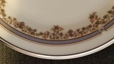 Lenox By Lace Point Salad Plate Discontinued Pattern Perfect Condition