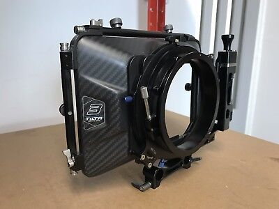 Tilta 3 Carbon Fibre MatteBox 4x4 Filter Tray