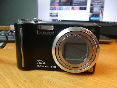Panasonic Lumix Dmc Tz7
